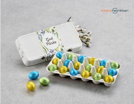 Æggebakker med økologiske luksusæg
